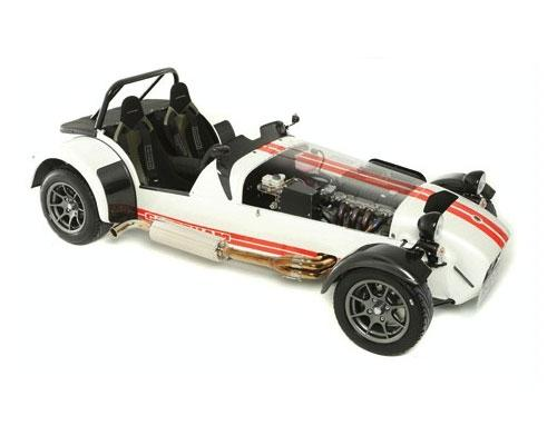 Caterham Superlight R500, arrivée imminente !