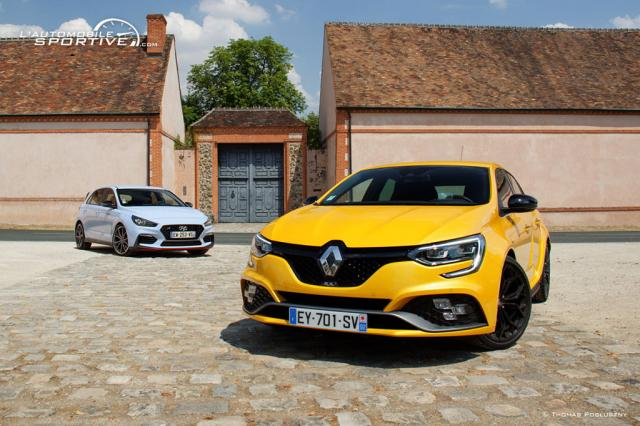 Match : Renault Megane RS vs Hyundai i30N