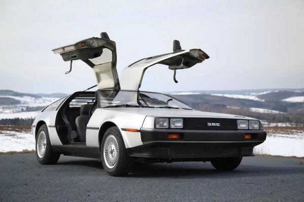 DeLorean va relancer sa production en 2017 !