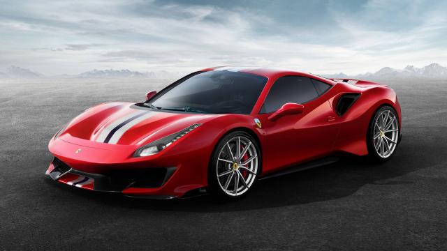 La Ferrari 488 Pista vise la performance absolue