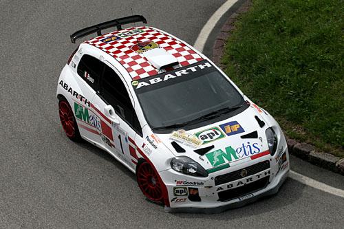 2007 Fiat Grande Punto Abarth Preview. Fiat Grande Punto Abarth 2007: