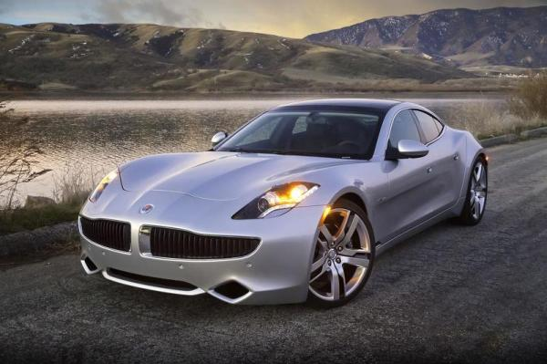 Partenariat BMW et Karma Automotive