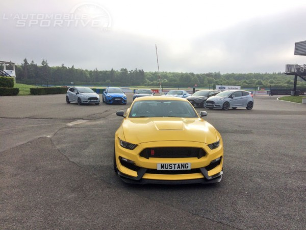 Reportage : Ford Adrenaline Day 2017
