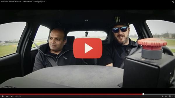 Video : Ford Focus RS, Renaissance d'une ic�ne