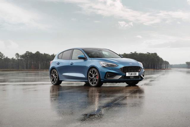 Ford Focus 4 ST : place au upsizing !