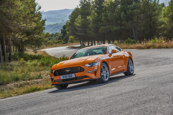 Ford Mustang : du changement pour 2018 !