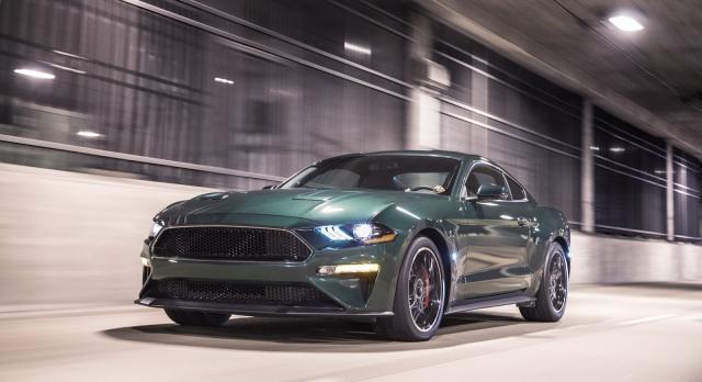 NAIAS 2018 - Ford Mustang Bullitt : Comme dans un film !