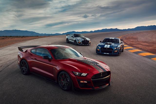 La Ford Mustang Shelby GT500 passe la barre des 700 ch