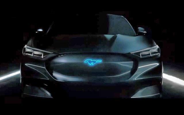 Du sang de Mustang dans le SUV électrique de Ford