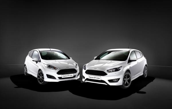 Ford lance sa nouvelle gamme ST-Line