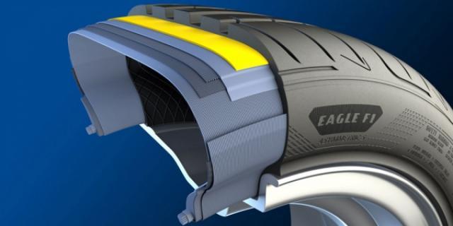 Pneus : Goodyear introduit le Eagle F1 Asymmetric 5