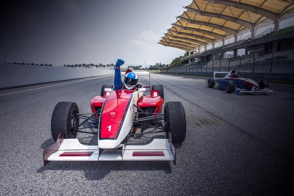 GP Conducir : des stages de pilotage monoplace en Espagne