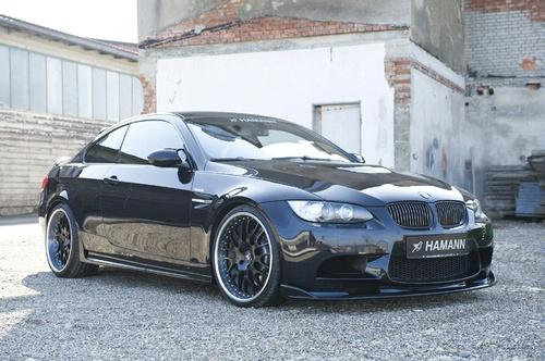 la bmw m3 e92 revue par hamann. Black Bedroom Furniture Sets. Home Design Ideas