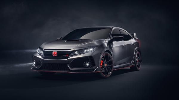 Honda Civic X Type R Prototype