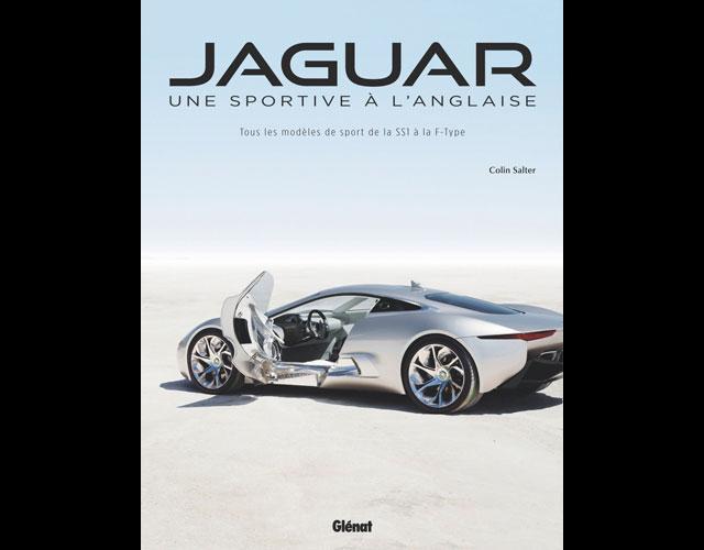 Livre : Jaguar, une sportive à l'anglaise