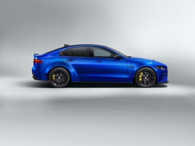 Une version Touring pour la Jaguar XE SV Project 8