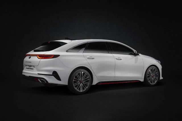 KIA ProCeed GT : la belle de break