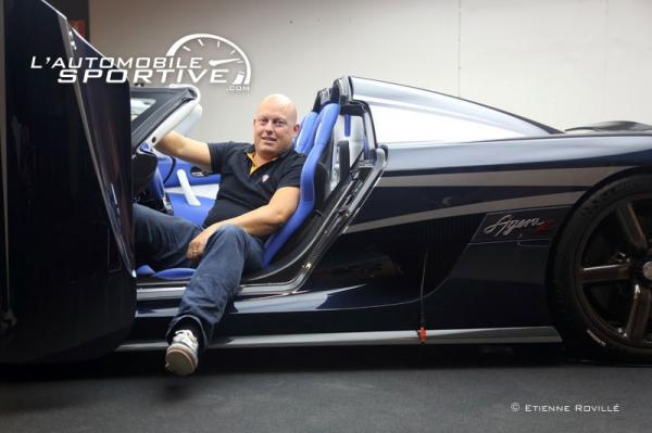 Interview : Christian von Koenigsegg