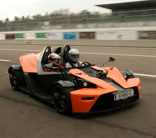 essai ktm x bow sur circuit par l 39 automobile sportive et slick et stock. Black Bedroom Furniture Sets. Home Design Ideas