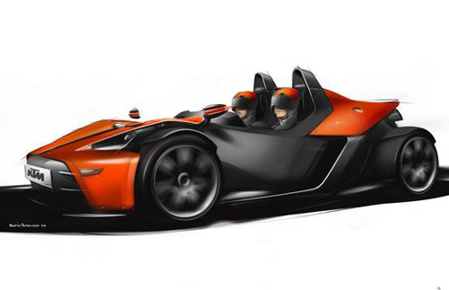 ktm x bow la moto roadster 4 roues. Black Bedroom Furniture Sets. Home Design Ideas