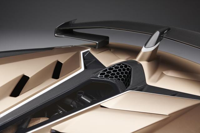 Des supercondensateurs pour le V12 hybride Lamborghini
