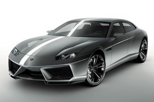 Lamborghini Estoque Ideas