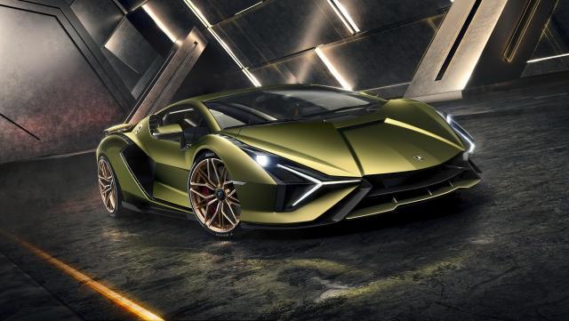 Lamborghini Sián : taureau survolté