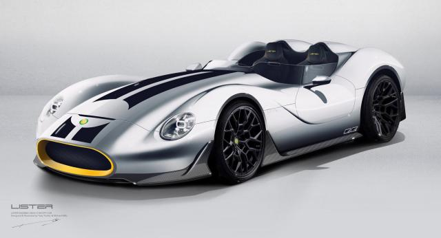 Lister Knobbly : concentré d'Angleterre