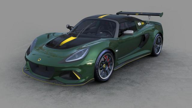 Série limitée : Lotus Exige 430 Type 25