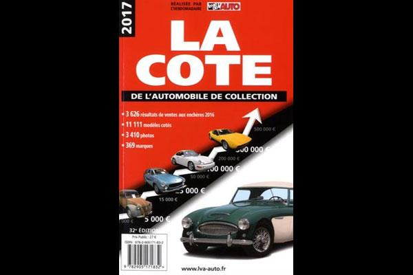 cote lva auto argus voiture de collection. Black Bedroom Furniture Sets. Home Design Ideas