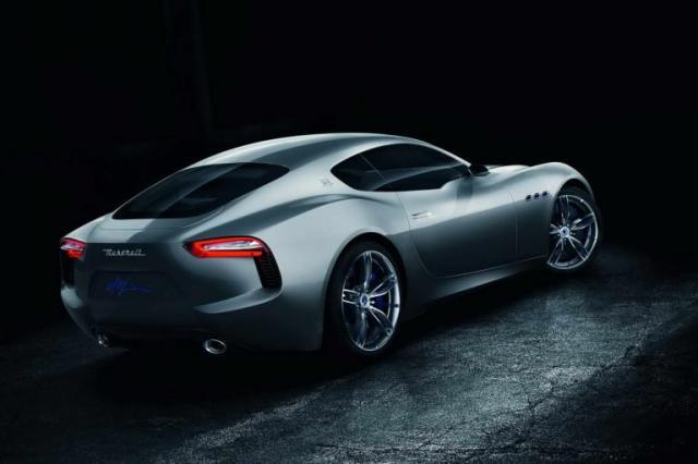 Maserati privilégie l'hybride pour ses futurs modèles
