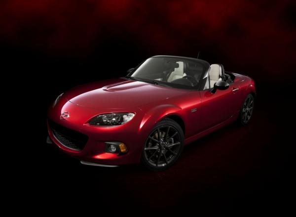 Mazda MX-5 25th Anniversary Edition : le chant du cygne