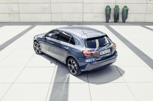 Mercedes A250e : coup de Boost