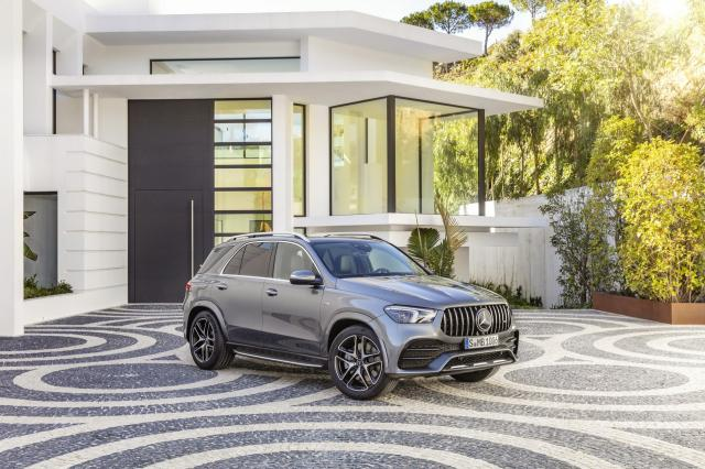 Mercedes-AMG GLE 53 4Matic