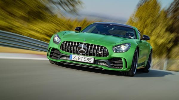 Mercedes-AMG GT R : infos, photos et videos