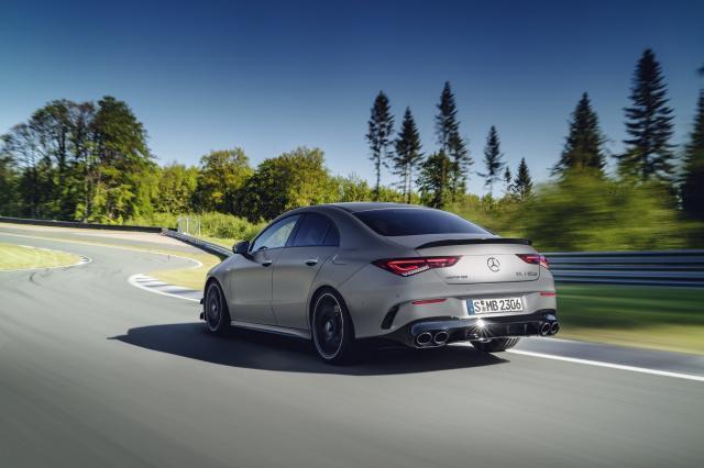 Les Mercedes-AMG vont devoir baisser le ton...