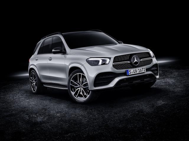 Mercedes-Benz GLE 580 : hybride léger...