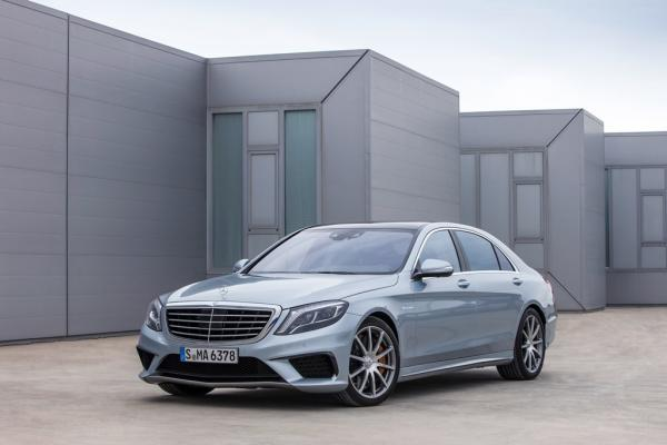 Mercedes S 63 AMG : limousine sportive
