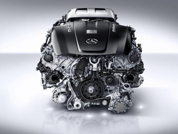 M178 : le nouveau V8 Mercedes AMG