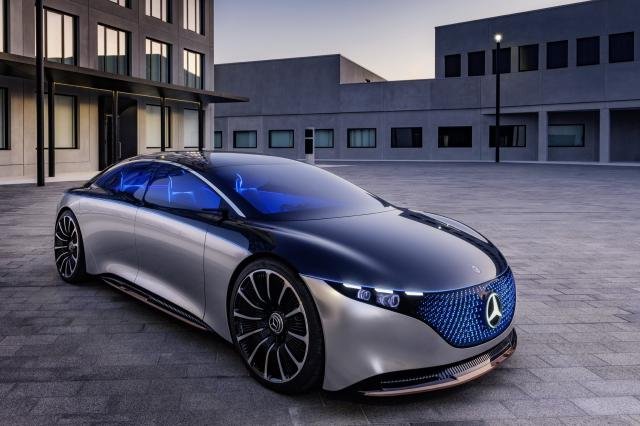 Mercedes annonce de nouvelles AMG... électriques !