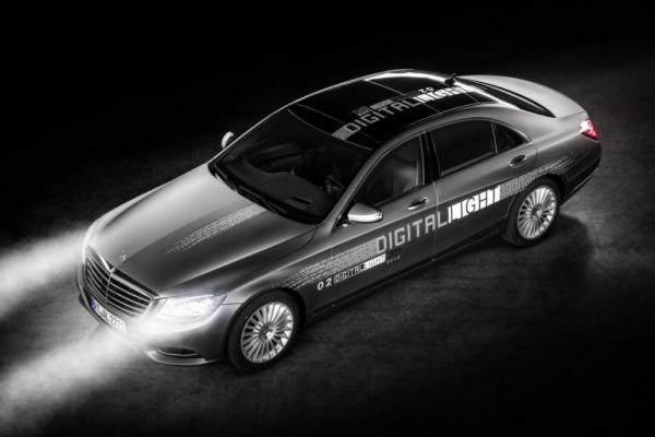 Mercedes Digital Light : réinventer le phare