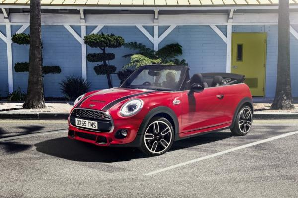 nouvelles mini cooper et cooper s cabriolet. Black Bedroom Furniture Sets. Home Design Ideas
