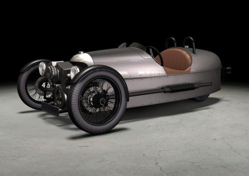 morgan threewheeler 3 roues et 2 cylindres. Black Bedroom Furniture Sets. Home Design Ideas