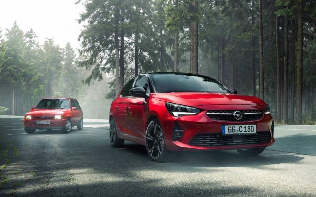 Opel Corsa GS Line : l'esprit GSi