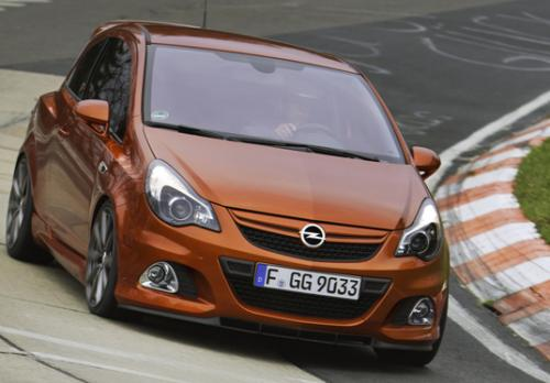 opel corsa opc n rburgring edition. Black Bedroom Furniture Sets. Home Design Ideas