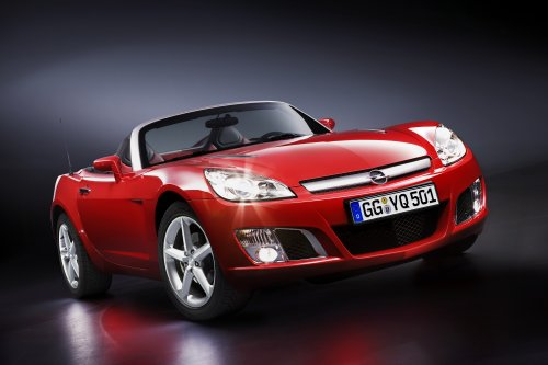 Opel GT: le roadster version Opel