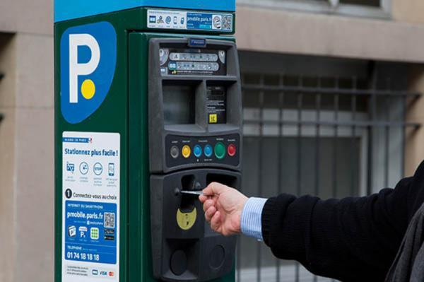 Privatisation totale du parking payant � Paris