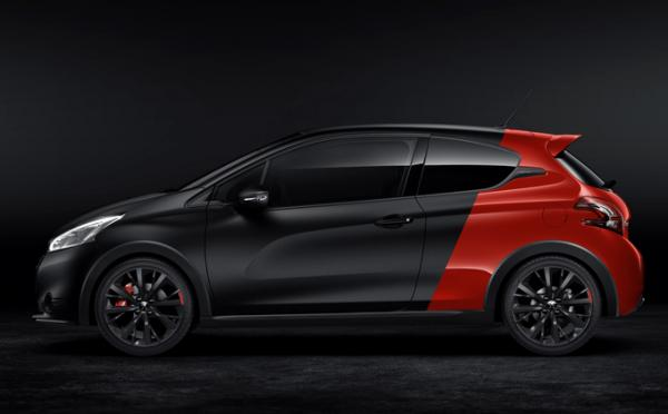 peugeot sport 208 gti 30th la lionne sort les griffes. Black Bedroom Furniture Sets. Home Design Ideas