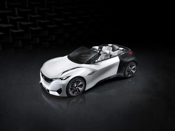 Peugeot Fractal concept (Francfort 2015)