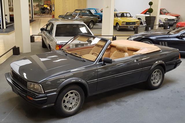 Le musée de l'Aventure Peugeot célèbre 4 anniversaires